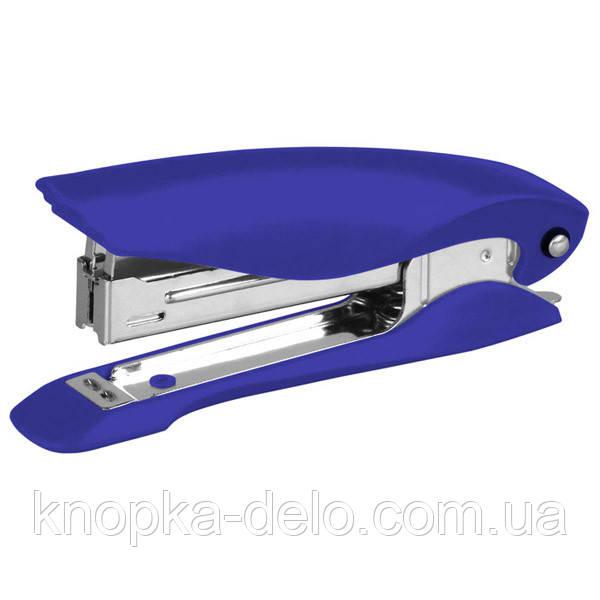 Степлер Axent Ultra 4802-02-A пластиковый, №10, 12 листов, синий