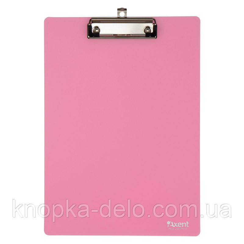 Планшет Axent 2515-10-A, А4, розовый