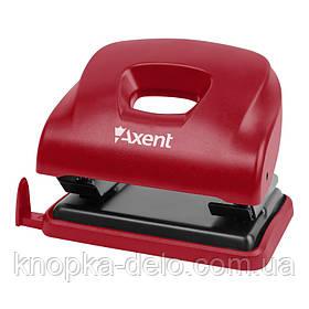 Дырокол Axent Ocean 3805-06-A с пластиковым верхом, 25 листов, черный