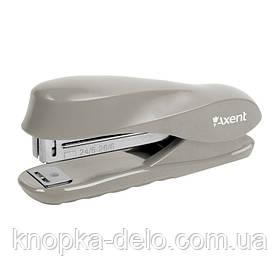 Степлер Axent Ocean 4803-03-A пластиковый, №24/6, 20 листов, серый