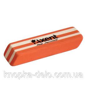 Ластик Axent 1184-A двуцветный