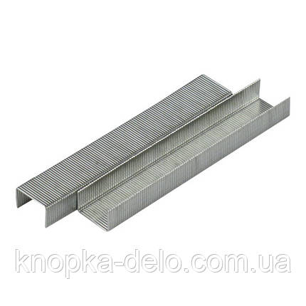 Скоби для степлерів Axent 4311-A Pro №10/5, 1000 штук, фото 2