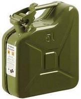 Канистра для бензина металлическая Gelg 5 л