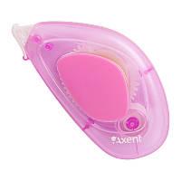 Клей Axent 7012-10-A ленточный, 8 мм х 8 м, розовый
