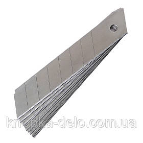 Лезвия для канцелярских ножей Axent 6802-A, 18 мм
