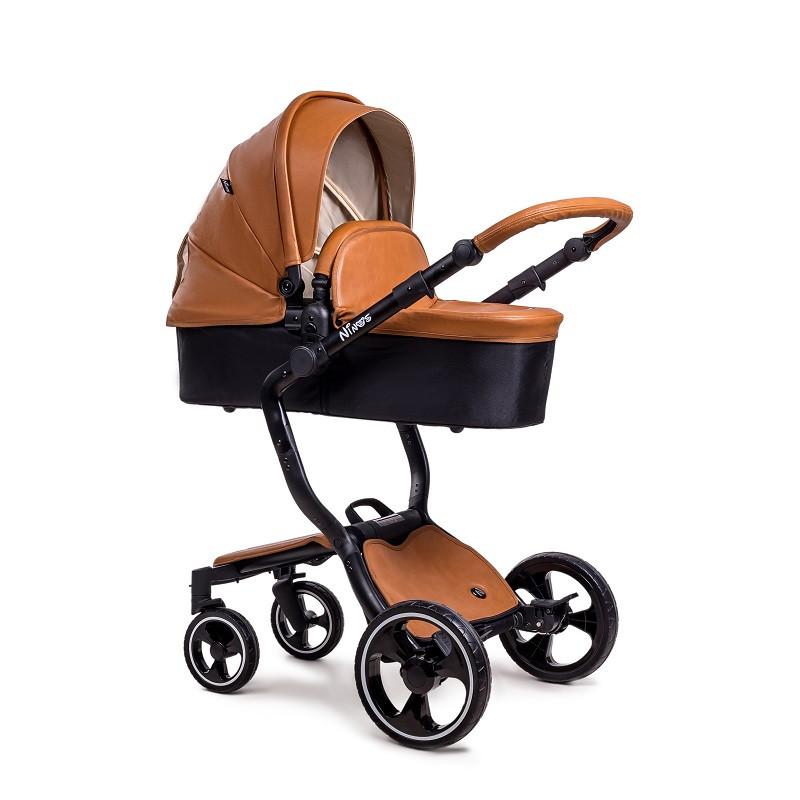 Новая NINOS коляска для детей с рождения до 3х лет (Нинос) Foofoo
