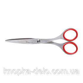 Ножницы цельнометаллические Axent Exakt 6001-A, 16.5 см