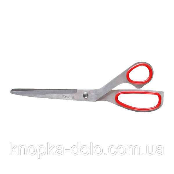 Ножиці суцільнометалеві Axent Exakt 6002-A, 20 см