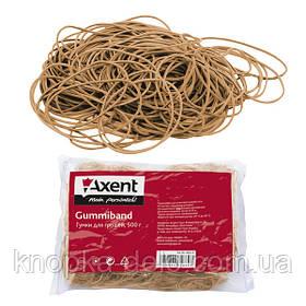 Резинки для денег Axent 4631-A натуральные, 200 г