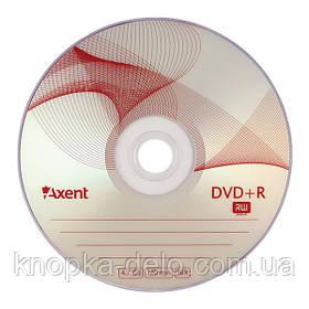DVD+R Axent 8110-A 4,7GB/120min 16X, 25 штук, cake