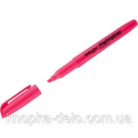 Маркер Delta Highlighter  D2503-10, 2-4 мм, клиновидный розовый