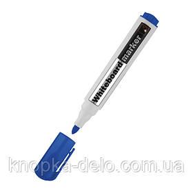 Маркер Delta Whiteboard D2800-02, 2 мм, круглый синий