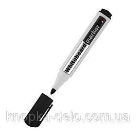 Маркер Delta Whiteboard D2800-01, 2 мм, круглый черный