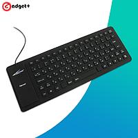 Силиконоваяпереносная клавиатура Flexible Keyboard