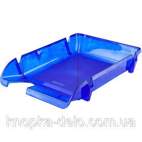 Лоток горизонтальный Delta D4000, синий