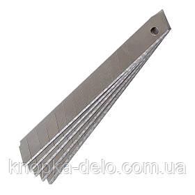 Лезвия для канцелярских ножей Delta D6523, 9мм