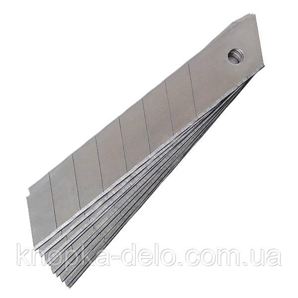 Лезвия для канцелярских ножей Delta D6524, 18мм