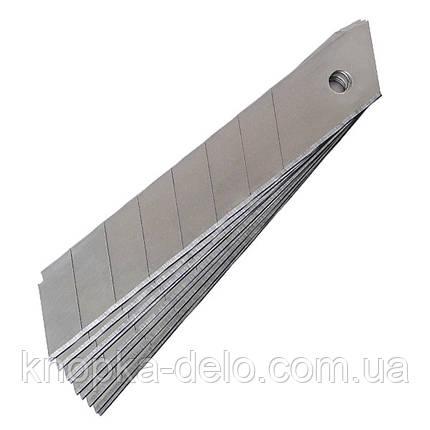 Лезвия для канцелярских ножей Delta D6524, 18мм, фото 2