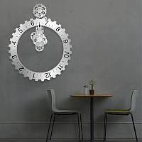 Большие современные  настенные часы