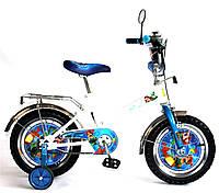 Детский двухколесный велосипед  Русалочка 14 дюймов