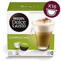 Кофе в капсулах NESCAFE Dolce Gusto Cappuccino 16 шт. (Нескафе Дольче Густо Капучино)