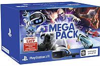 Шлем виртуальной реальности PlayStation VR MEGApack (5 игр в комплекте)