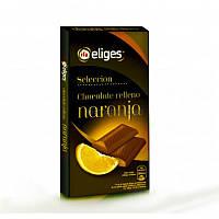 Шоколад Ifa Eliges с апельсиновым муссом 100 гр