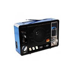 Радиоприемник колонка MP3 Golon RX-950 Blue (sp3708)
