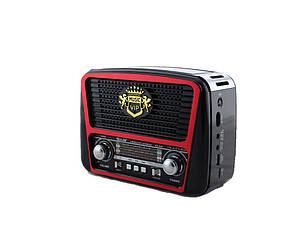 Радиоприемник колонка MP3 Golon RX-435 Red (sp3755)