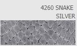 Poli-Flex Image 4260 Snake Silver