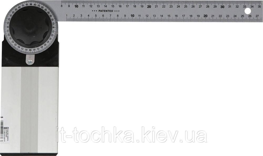 Угломер topex 30c343 разводной 350x210 мм