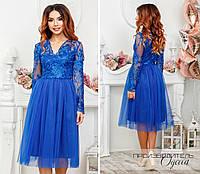 Кружевное платье Абиагил