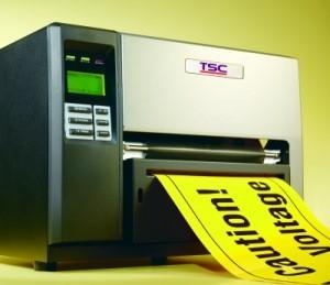 Принтер этикеток TSC TTP-384M промышленный