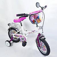 Детский двухколесный велосипед 12 дюймов Пони