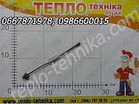 Трубка с запальником горелки автоматики Факел 2 М (Арбат-11, Комфорт, Пламя)