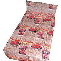 Детское постельное белье -Тачки маквин