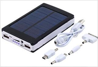 PowerBank на солнечных батареях — 20 000 mAh