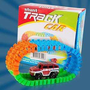 Гоночная трасса Stunt Track Car