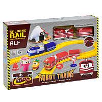 Детская железная дорога Robot Trains (2- 82810-53022)