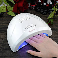 Гибридная лампа для сушки ногтей UV/LED Sun One 48w