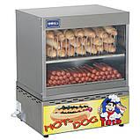 Аппарат для хот-догов паровой КИЙ-В АПХ-П, фото 2