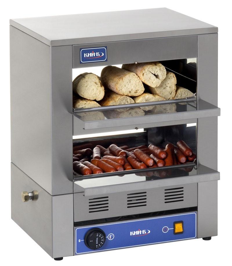Аппарат для хот-догов паровой КИЙ-В АПХ-П