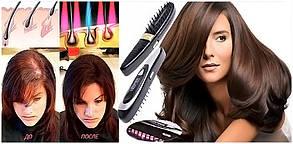 Лазерная расческа против выпадения волос Power Grow Comb, фото 3