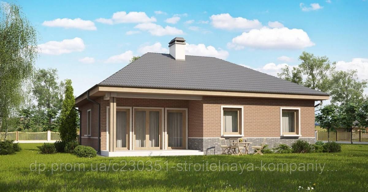 Проект дома uskd-22