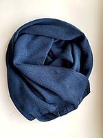 Кашемировый шарф knitted Chadrin цвета волны мужской