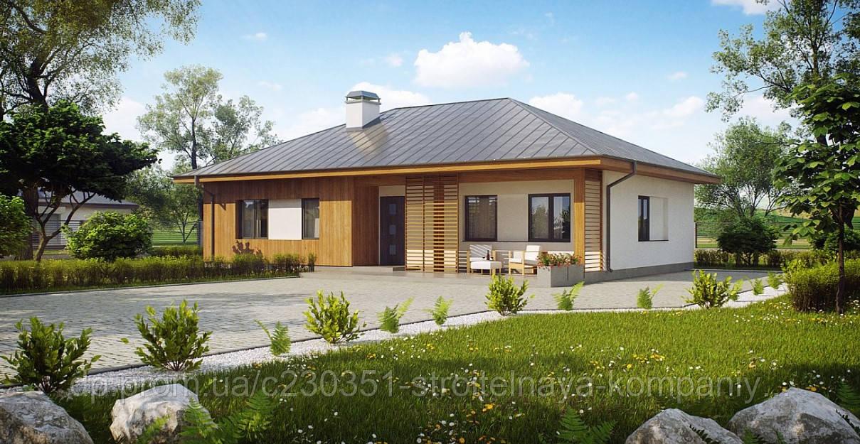 Проект дома uskd-23