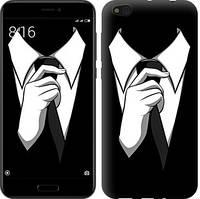 "Чехол на Xiaomi Mi5c Галстук ""2975c-820-328"""