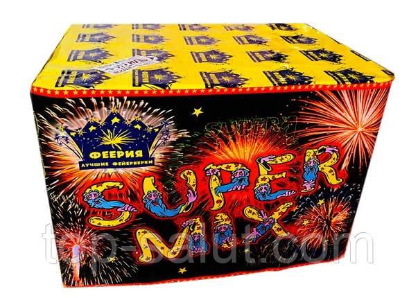 Фейерверк Super MIX 39 выстрелов