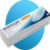 Экзолоцин - средство от грибка
