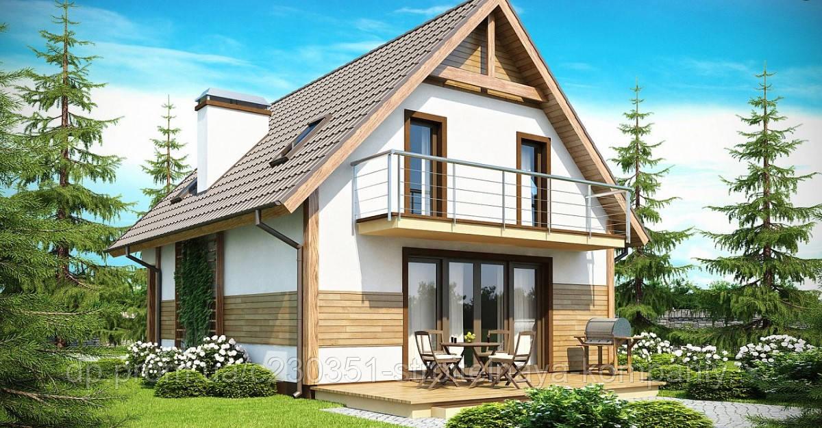 Проект дома uskd-24